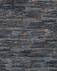 Stonepanel Black Slate Thin Set